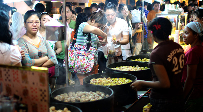 Best Food in Melaka can be found in Jonker Street